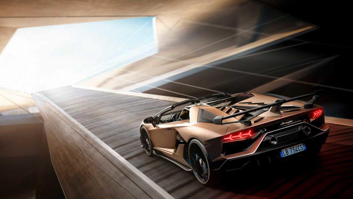 Lamborghini Aventador Svj Roadster The Chic Icon