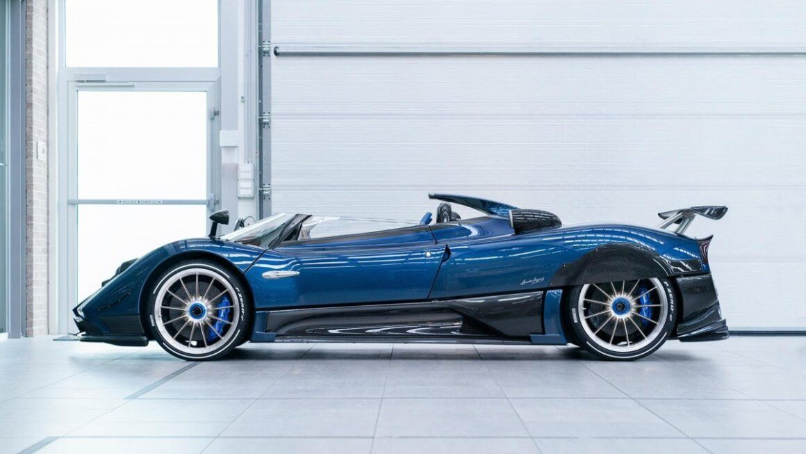Pagani Zonda Hp Barchetta Your Key To Limitless Power The Chic Icon